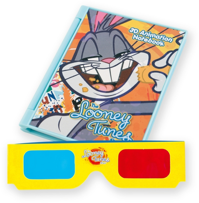 Jollibee Kids Meal Gets Wacky with Bugs Bunny and Gang  with The Looney Tunes Show Fun Kit.