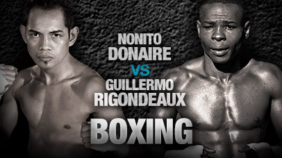 Witness the heated battle between Donaire and Rigondeaux on SKYcable Pay-Per-View.