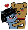 Pics For > Kakaotalk Emoticons Frodo And Friends