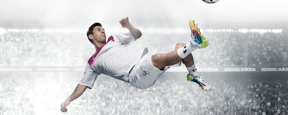 4734893a723 adidas Launches New adizero F50 Messi Boots   UEFA Champions League Finale  Lisbon