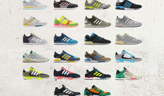 reputable site e55ec 1e702 ADIDAS ZX. Here are the newest collection of the adidas Originals ZX.