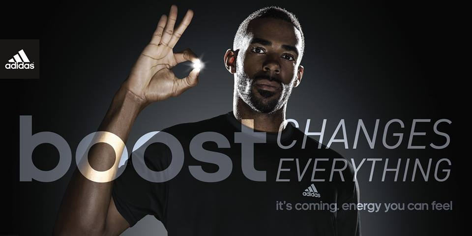 Adidas Boost Basketball Video