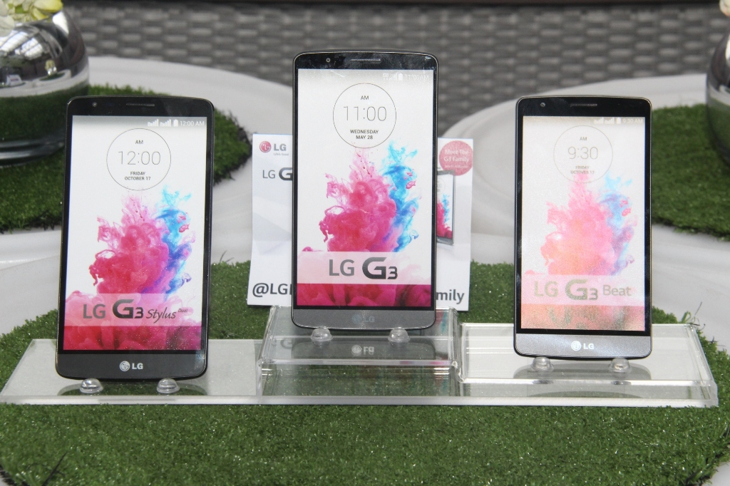 G3 Series Completed With G3 Beat And G3 Stylus G Family