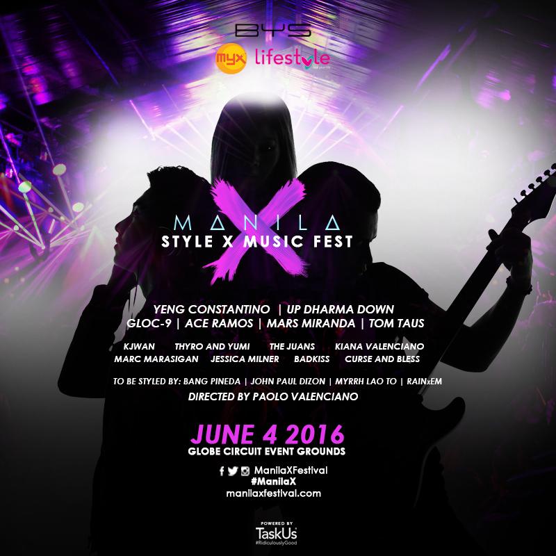 Manila X Style x Music Festival