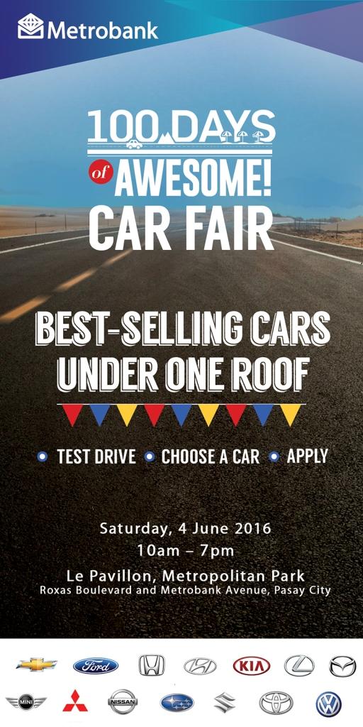 Metrobank Car Fair
