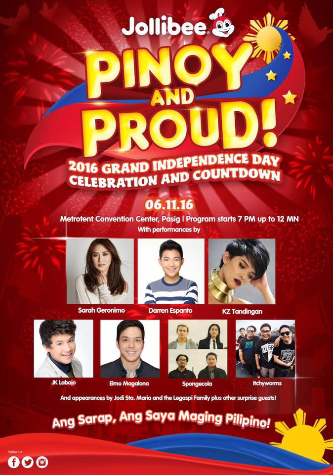 Pinoy and Proud!