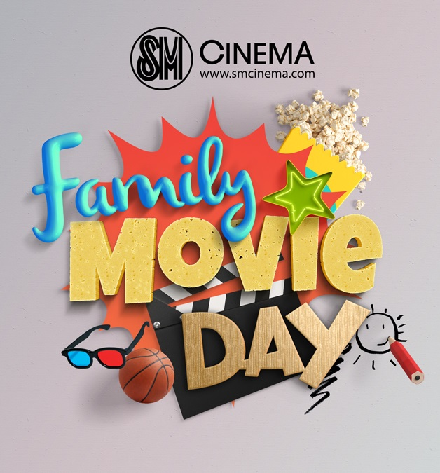 SM Cinema Family Day