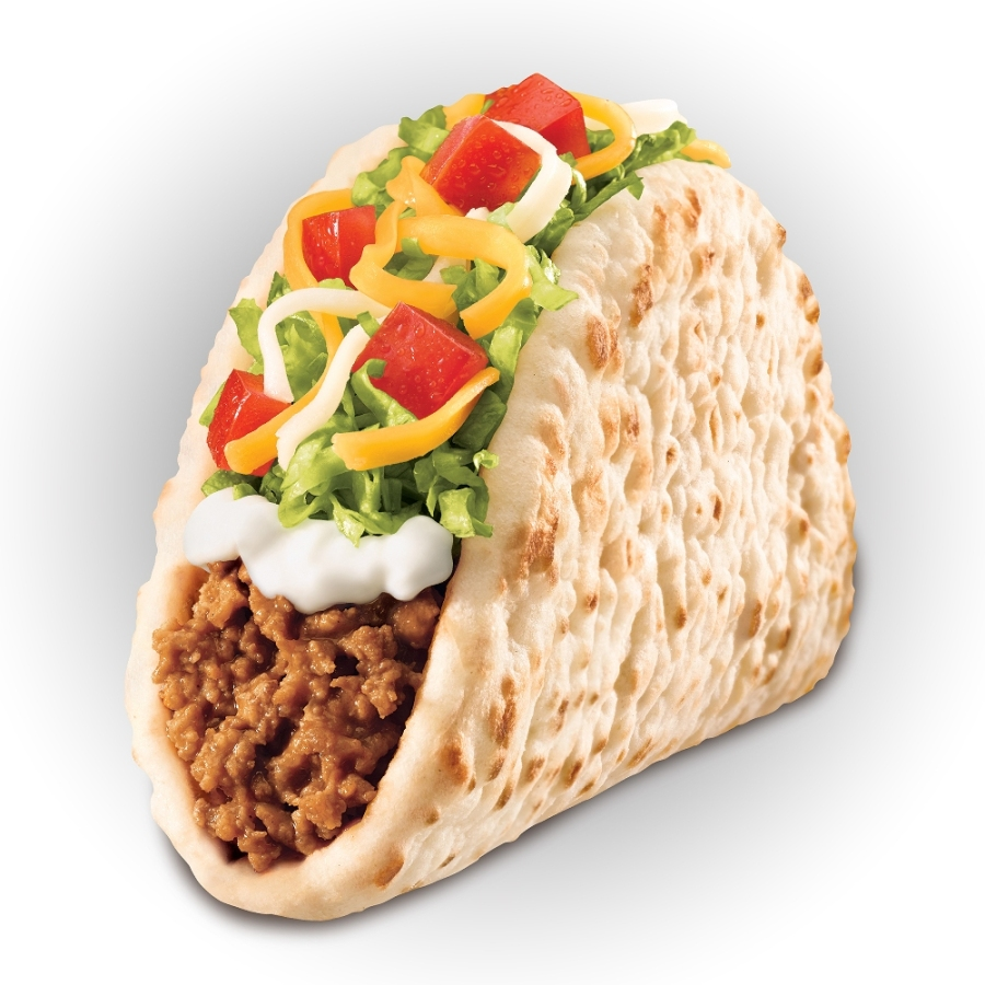 Don't miss out on the delicious pillowy goodness of Taco Bell's Gordita Supreme!