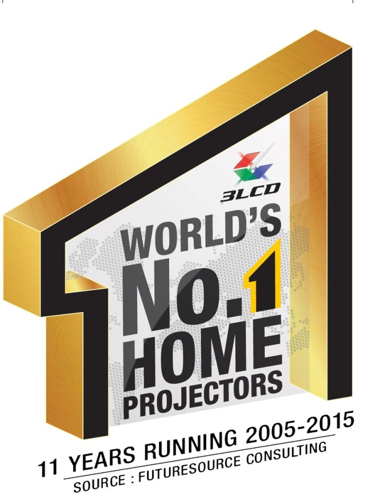 Epson W1 Home Projectors Logo Rev
