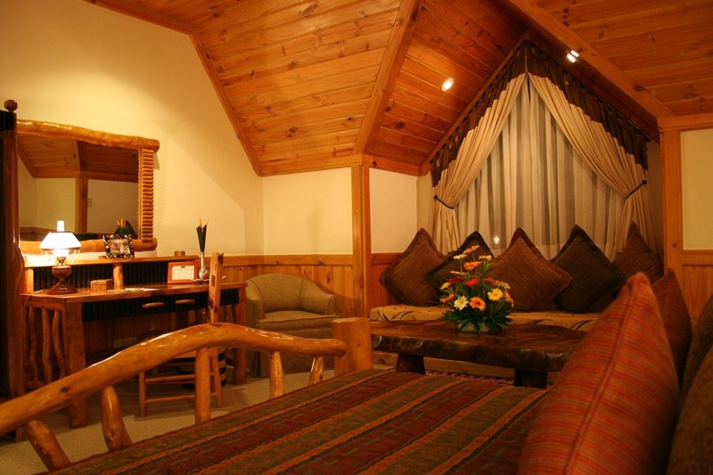 The Spa and Lodge offers rejuvenating spa services and cozy lodging, ideal for those who long for quiet and peaceful weekends