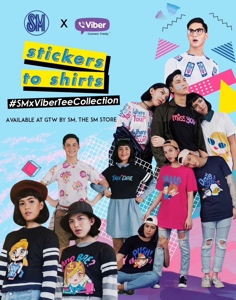 sm-x-viber-limited-tee-collection-poster
