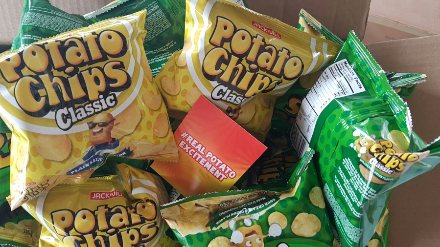 Snack lovers are in for a treat with the all-new flavors of Jack 'n Jill Potato Chips Classic!