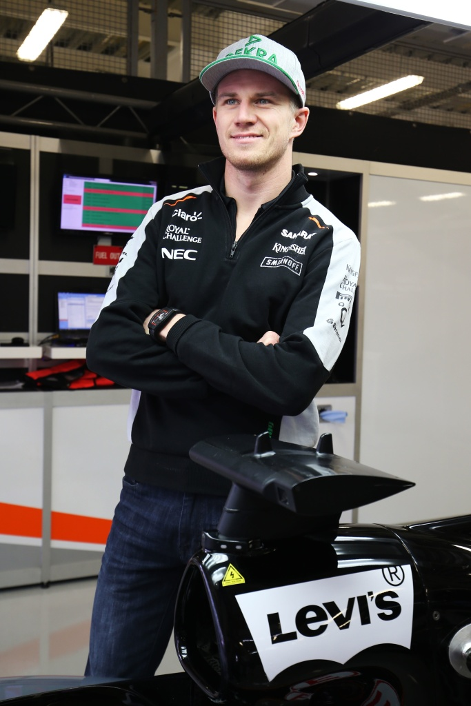 Nico Hulkenburg's performance has always been strong, finishing seventh in the recent Mexican Grand Prix.