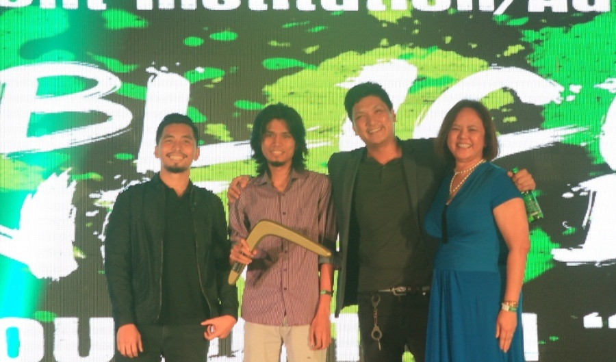 """Publicis-Jimenez Basic wins Digital Marketer of the Year and other top awards for the digital advocacy campaign #ArtLotto in this year's Boomerang Awards, organized by the Internet and Mobile Marketing Association of the Philippines (IMMAP)."