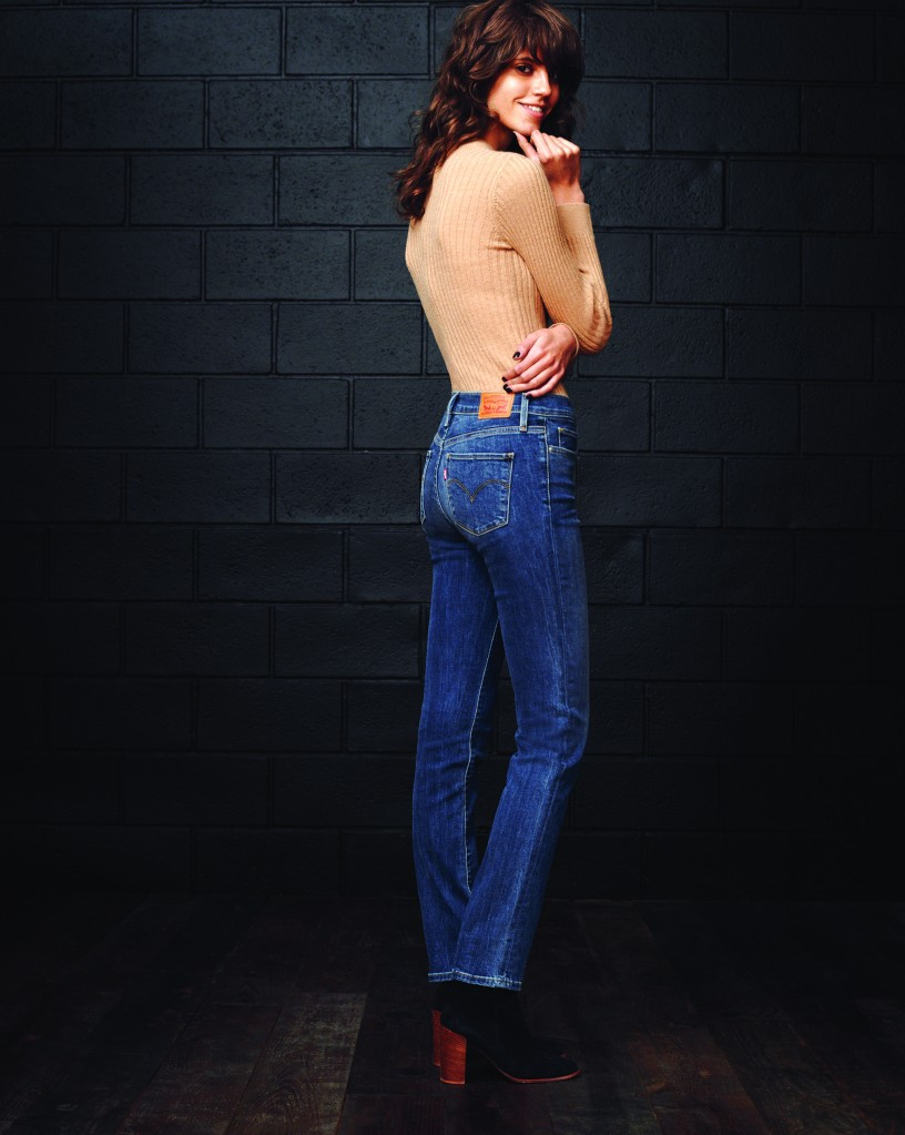 The Lot 300 Shaping Jeans, a pair that is designed to smoothen and enhance your silhouette.