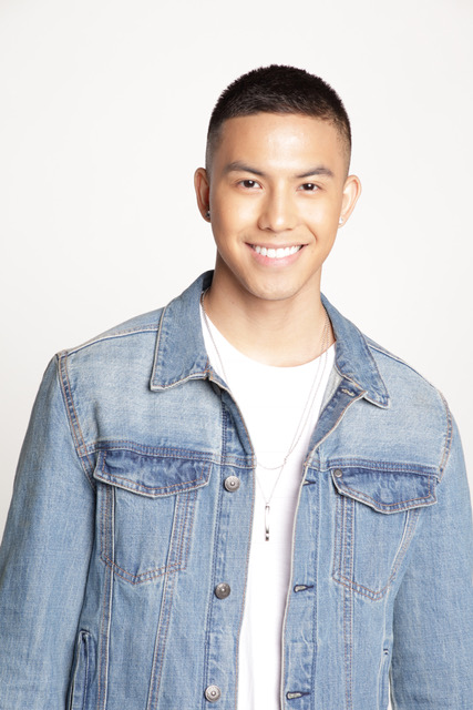 Guest performers for the Vivo V5 Plus launch include Tony Labrusca of Pinoy Boyband Superstar.