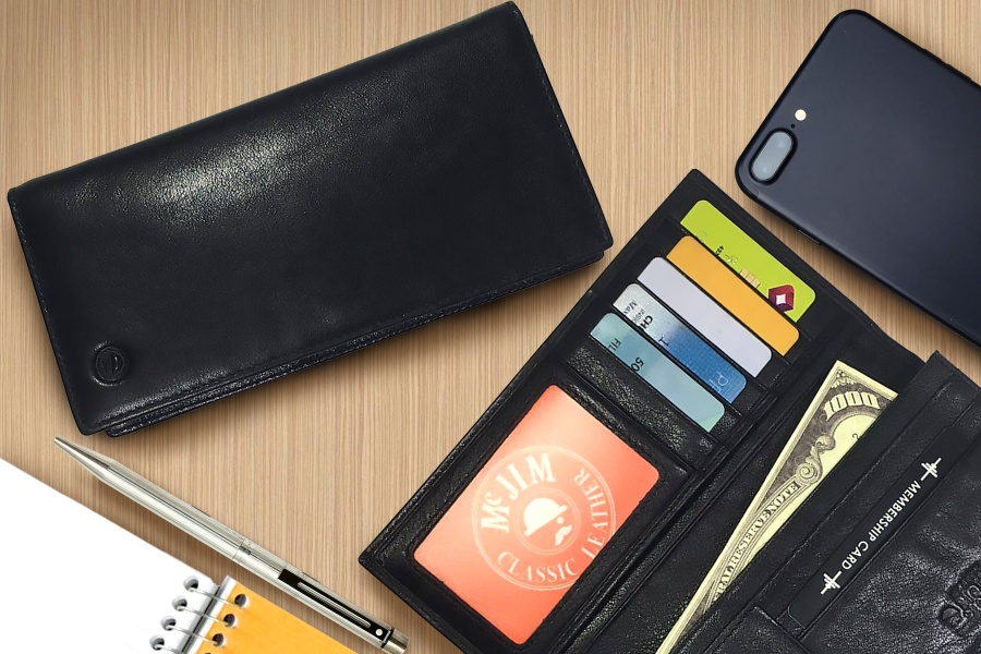 The Year of the Red Fire Rooster is predicted to be a year of financial events. To prepare, feng shui experts recommend purchasing a lucky wallet from McJim Classic Leather.