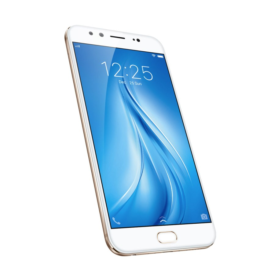The Vivo V5 Plus from top five premium global brand Vivo is equipped with a 20-megapixel dual front camera co-engineered with Sony, able to produce the best possible selfies to date.
