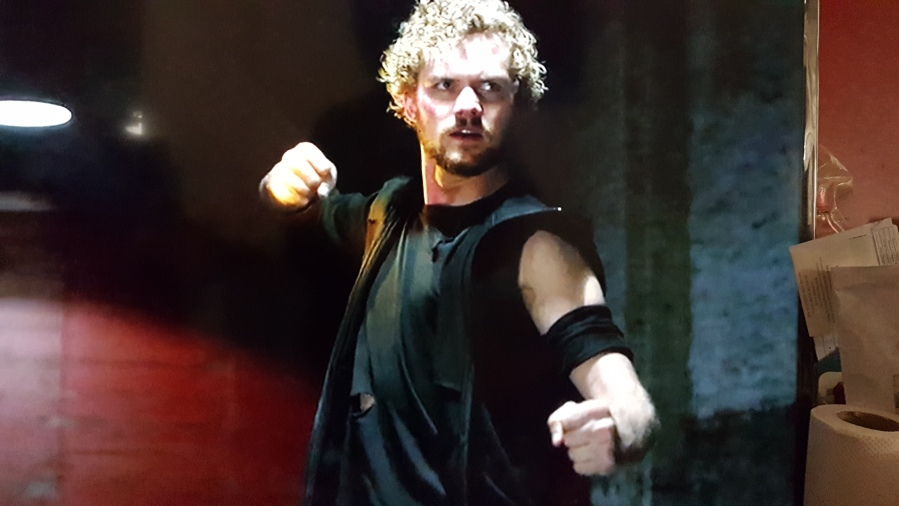 NETFLIX'S ORIGINAL IRON FIST CAPTURED FROM SAMSUNG SMART TV